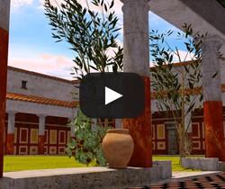 Vídeo en 3D yacimiento arqueológico Cuevas de Soria