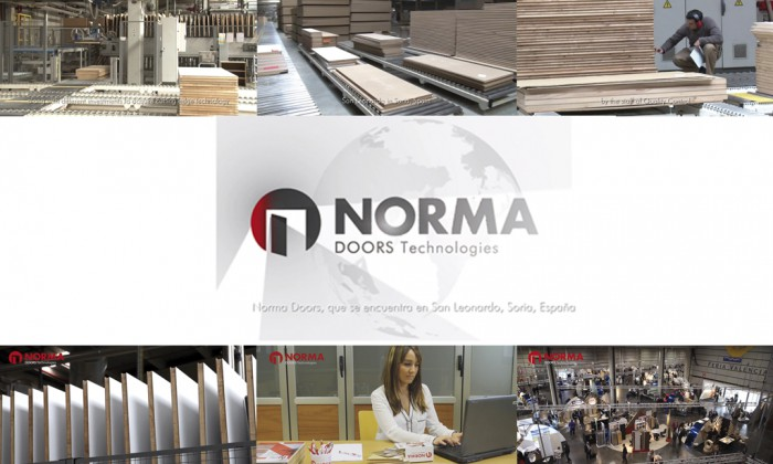 Marketing 360º – Puertas Norma Doors