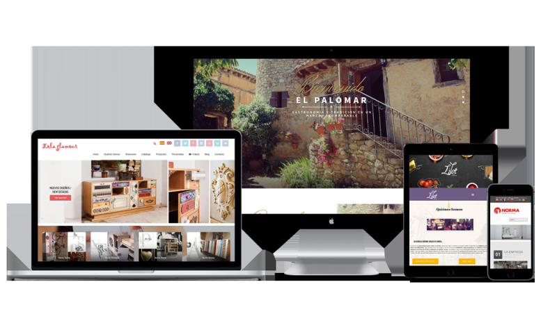 SPK Comunicación servicios de desarrollo de páginas y aplicaciones web, tiendas online, apps movil y tablet