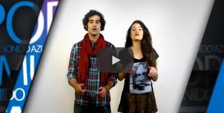 Musica TV con Jordi Mestre y Jessica Alonso