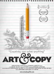 Películas para publicistas, Art copy