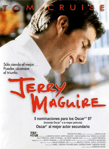 Películas para publicistas, Jerry Maguire