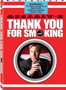 Películas para publicistas, Thank you for smoking
