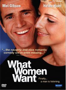 Películas para publicistas, what women want