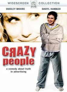 Películas para publicistas, crazy people