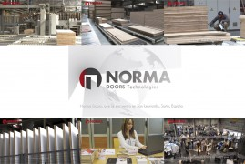 Marketing 360º – Puertas Norma Doors