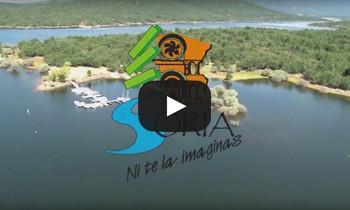 Spot publicitario para Diputación de Soria