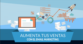 Aumenta tus ventas con el emaiil marketing