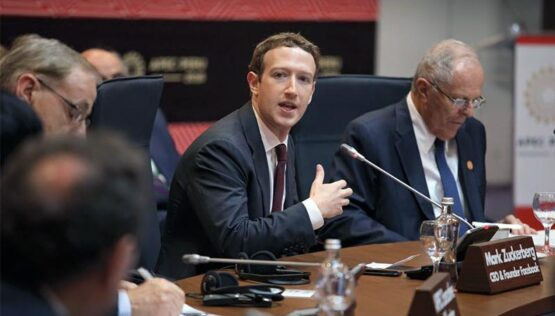 Una fuga de datos en Facebook