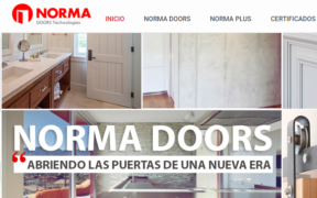 Web Norma Doors