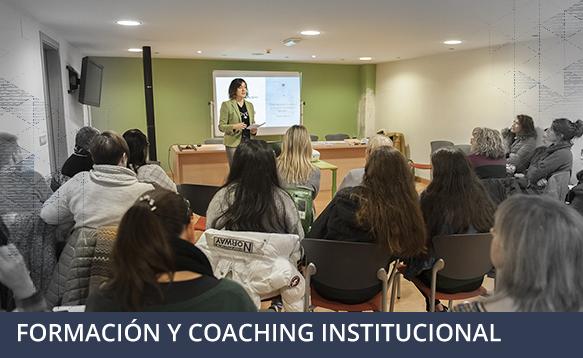 Formación y coaching institucional por Beatriz Ortego