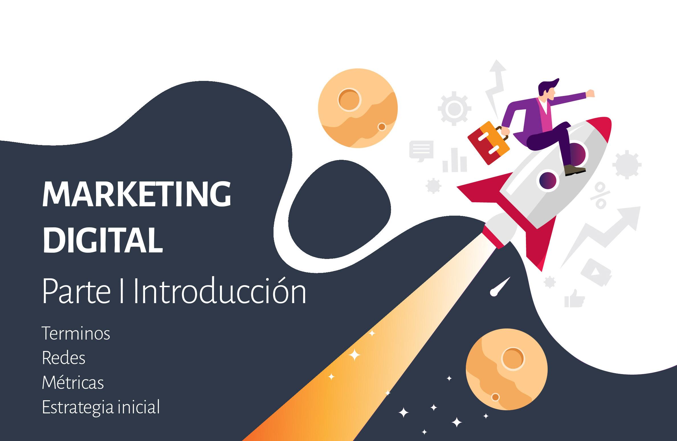 Formación rn marketing digital para empresas