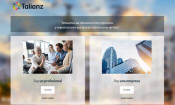Web Talianz, empresa de recursos  humanos