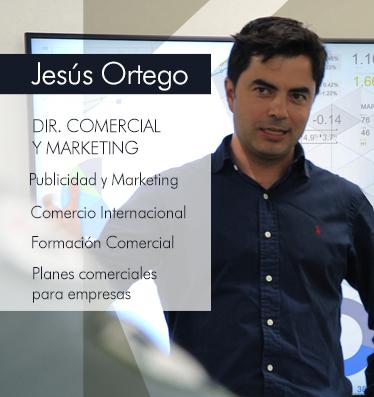Jesús Ortego, director de SPK Comunicación