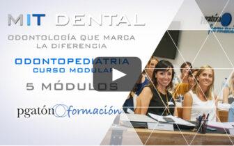Spot Promocional Curso Odontopediatría Pgaton Formación