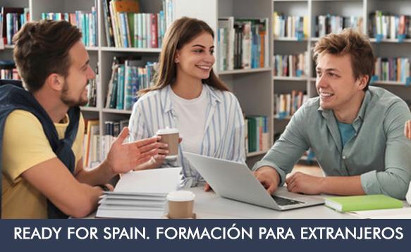 Formación para empresas y estudiantes extranjeros
