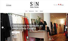 Tienda Online Web Soria Novias