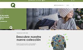 Tienda Online Web Cadena Q