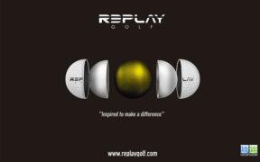 Diseño gráfico Replay Golf