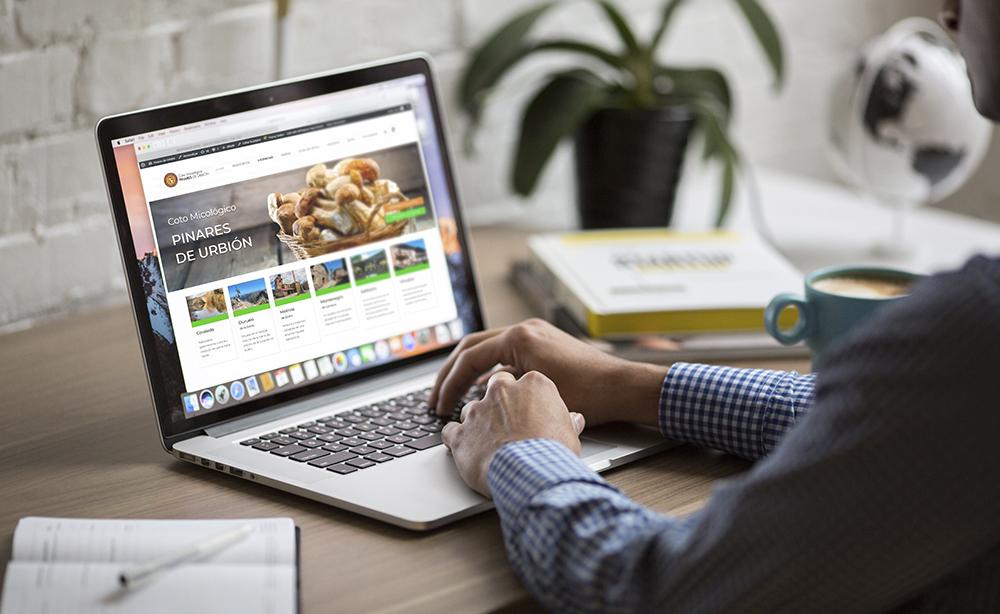 Páginas web en Soria Spk Comunicación