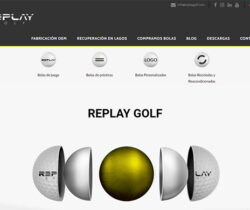 Web Replay Golf