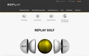 Web Replay Golf