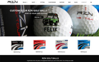 Web RZN GOLF