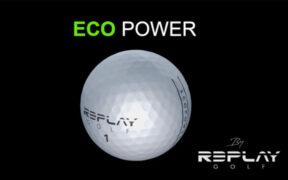 Animación 3D Replay Golf