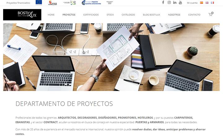 Web Bostilux