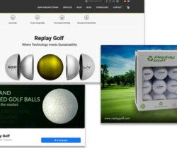 Replay Golf – Posicionamiento SEO y SEM Internacional