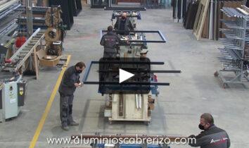Vídeo Corporativo Aluminios Cabrerizo